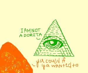 Illuminati is not Doritos