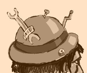 How to make Any Hat a Steampunk Hat!