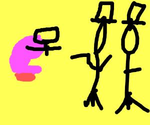 Kirby VS Mafia