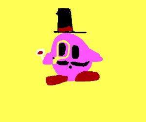 Kirby joins the sir club