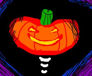 Jack o'Lantern!Scream
