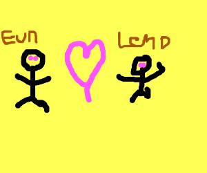 The Eun and Lemonade: A love story