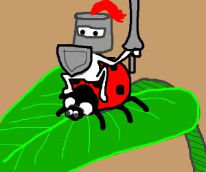 Ladybug cavalry