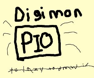 Digimon! pass it on!!! :D