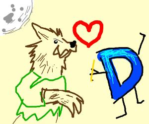 Werewolves Heart Drawception
