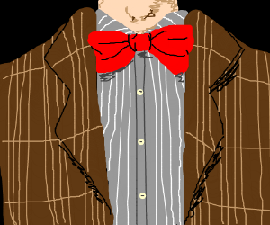 Pee wee Herman on casual friday