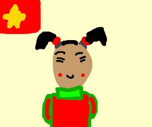 lili the cute jiang-shi