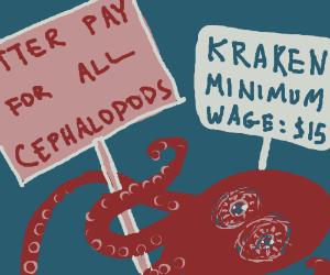 The Kraken Strikes Again