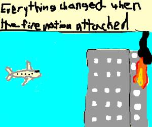 The fire nation causes 9/11: part 2