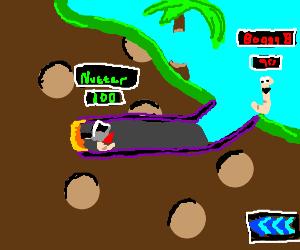 worms mining