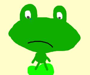 Sad Frog (Feels Bad, Man)