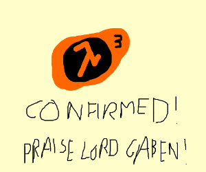Half Life 3 is announced