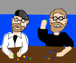 Mythbusters secretly disgusted by M&Ms