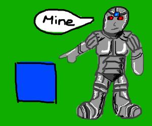 it's cyborgsquare!
