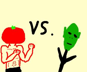 Tomato vs Mars