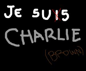 Je Sus saves Charlie Brown