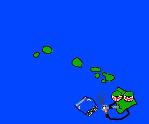 Hawaii's meth problem