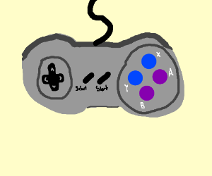 SNES Controller