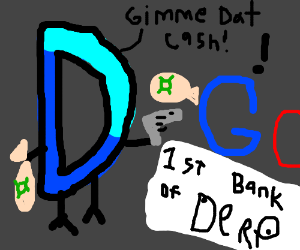 Drawception D is a criminal