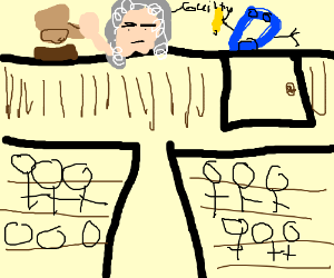 Drawception on trial for war crimes