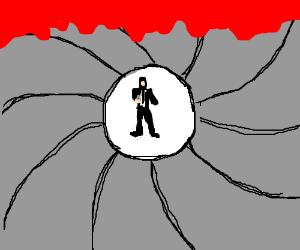 007 intro credits