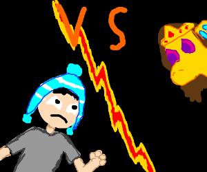 Nikku4211 vs. Vellidragon