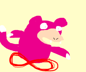Slowpoke becomes Fastpoke
