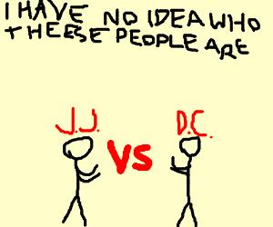 Jon Jones vs Daniel Cormier