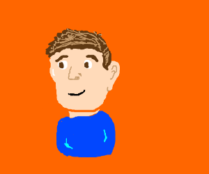 Draw yourself (pass it on)