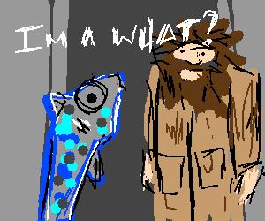 """Yer a wizard, herring."""