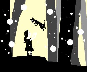 Winter Wednesday....Addams.