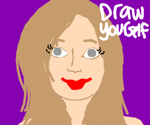 how to draw a portrait of yourself