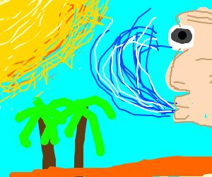 Summer breeze (shoutout on drawception)