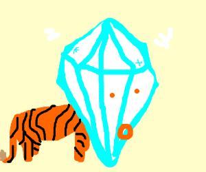 Tiger diamond