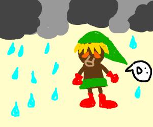 deku link not like rains D: