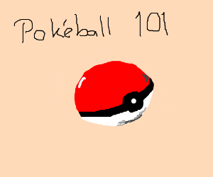 how a pokeball works