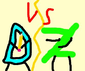Drawception vs Deviantart