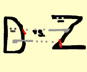 D VS. Z