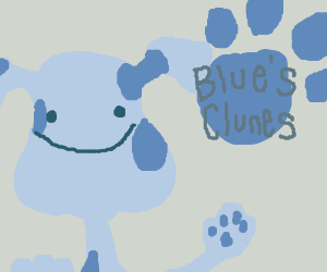 Blue's Clunse