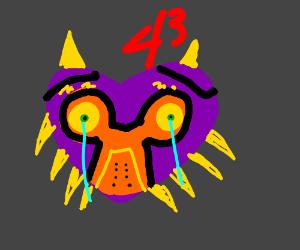 Majorsas mask