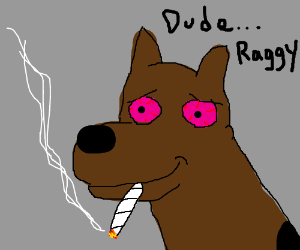 Scooby Doo... how high are you?