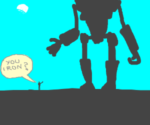 Iron Giant got killed by Leon the Professional