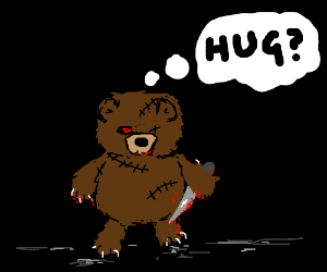 Demonic bear-thing wants more sequels now!