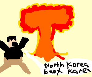 nuclear explosion kills kim jon un