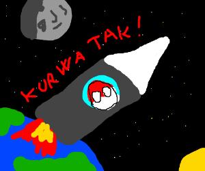Poland can into space!