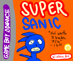 Nintendo buys Sanic