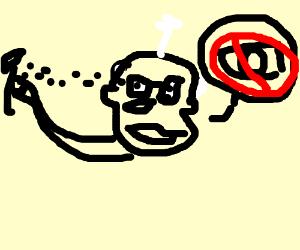 grandpa is farsighted