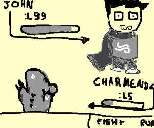 level 99 john egbert