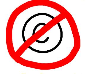 no more copyright