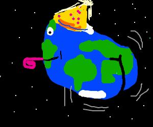 Hill has 2,000,000th birthday, earthquakes